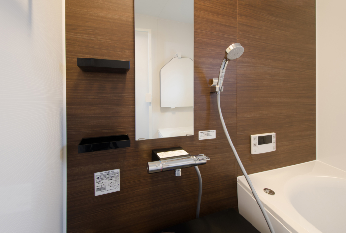 シャワーのイメージ